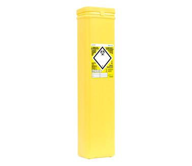 Sharpsafe kanylebøtte sylinder 7,5L PA
