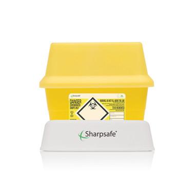 Sharpsafe bordholder 2 og 3 L