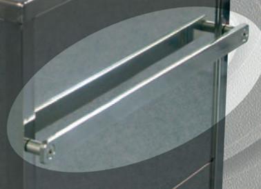 Akuttvogn rail 40 cm