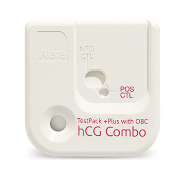 TestPack+Plus OBC hCG Combo