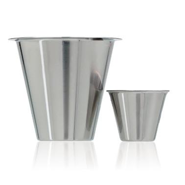 Linden Drikkebeger i Metall 0,2l