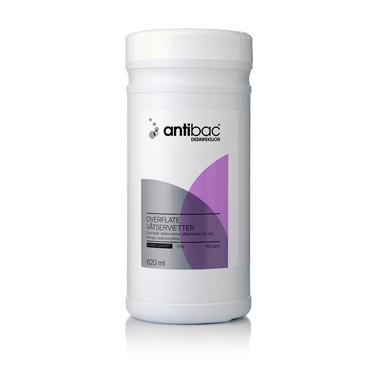 Antibac Overflatedesinfeksjon Våtserviet