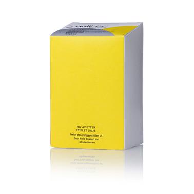 Hånddesinfeksjon 85% - 700 ml Bag in Box