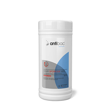 Antibac overfl desinf alkofri Sporicide