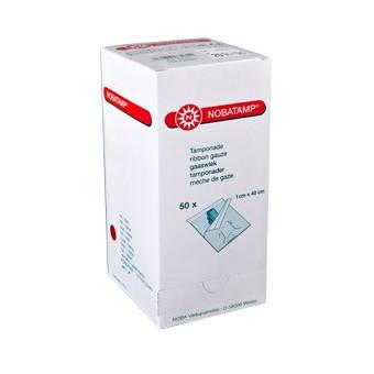 NOBATAMP® Gastamponade Ster 2x40cm