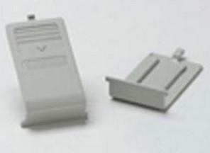Doppler deksel batteri