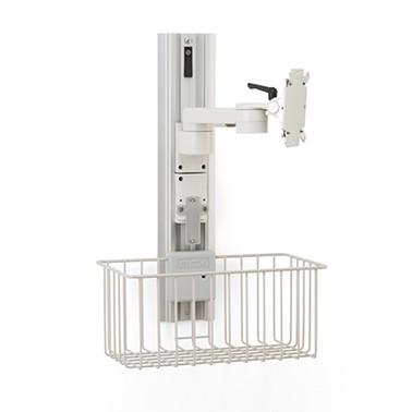 Connex® Spot Monitor, Veggfeste m/kurv
