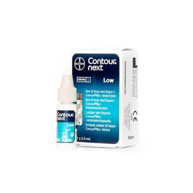 Contour® Next Kontroll Lav 2,5ml