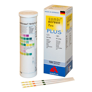 CombiScreen® 7 Urinstrimmel  SYS+
