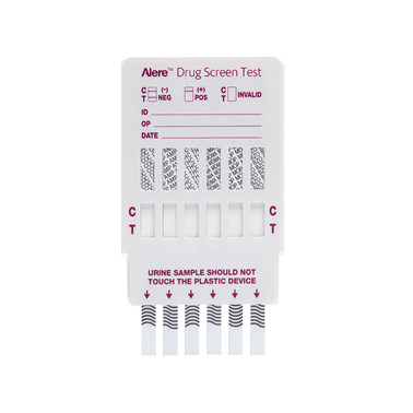 Alere™ Drug Screen Test Panel 6A