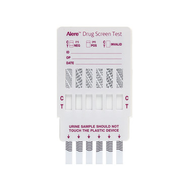 Alere™ Drug Screen Test Panel 6B