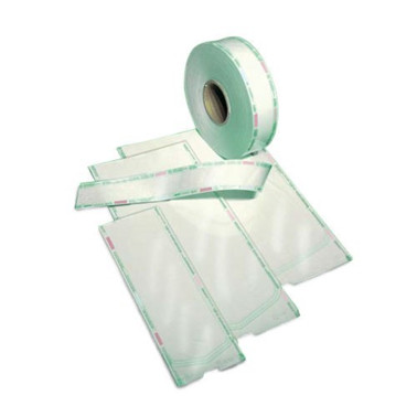 VIEW-PACK® steriliseringspose m/belg