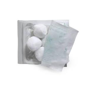 Gauze™ Gastupfer Rund Steril