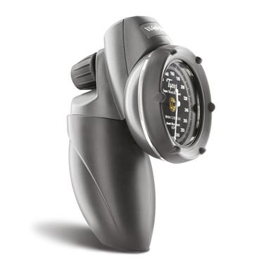 DuraShock® DS58 manometer m/skruventil