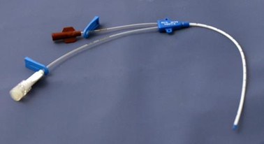 LogiCath CVK Kateter 2 Lumen 5.5F 16cm