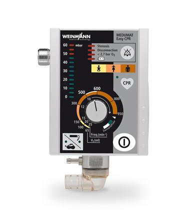 MEDUMAT Easy CPR ventilator