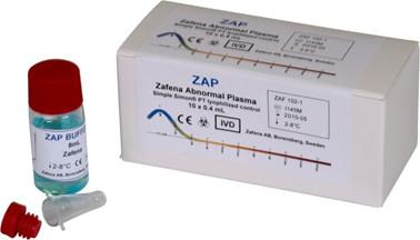 Simple Simon®PT Kontroll Abnormal Plasma