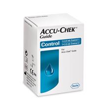 Accu-Chek Guide Kontrolløsning