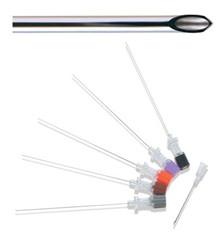 Lancet Point Spinalnål 24G