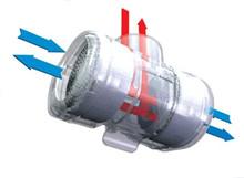 Portex Thermovent T2 Trach Filter 15mm