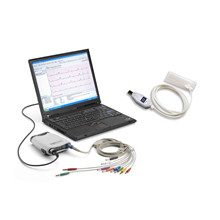 Ekg hvile m/tolkning og spirometer