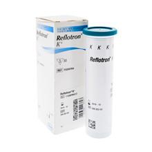 Reflotron Kalium teststrimmel