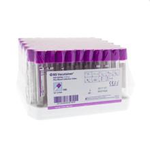 Vacutainer® Hemogard lilla K2 7/6 ml