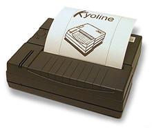 Audiometer oscilla printer