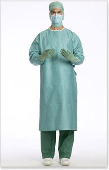 Mölnlycke® STANDARD Operasjonsfrakk