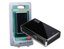 USB Multikortleser til PC