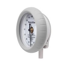 DuraShock® DS44 manometer m/skruventil