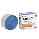 Soft Skumplaster Limfritt 6cmx5m, blå
