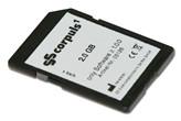 SD-Kort 2GB, corpuls¹