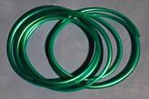 Ecomed Bobleslange O2 3mm Grønn