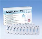 PARI MucoClear® Saltvann 6% 4ml 20stk