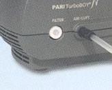 PARI Boy® N+Sinus Filterskrue