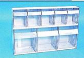 Dispenser for Bord/Vegg 3-delt, beige