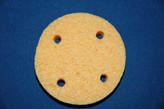 Svamp for Gummielektrode 90mm