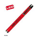 Cliplight LED m/batterier Rød