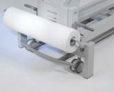 Gymna® Papirholder for Benk Understell