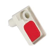 Adapter rød (til Sarstedt rør) pocH100i