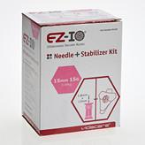 EZ-IO Plus, 15mm nål m stabil.plaster