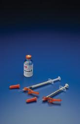 Smiths Medical Insulinsprøyte m/Nål
