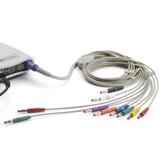 PRO EKG m. tolkning og pasientkabel