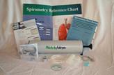 Spirometer WA USB uten kalib sprøyte