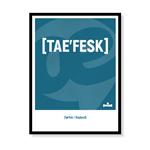 Tørfisk [Tae'fesk]