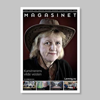 Magasinet LEMVIG 01.12