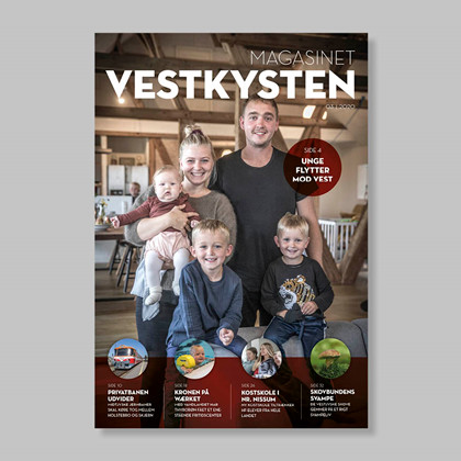 Magasinet VESTKYSTEN 03.20