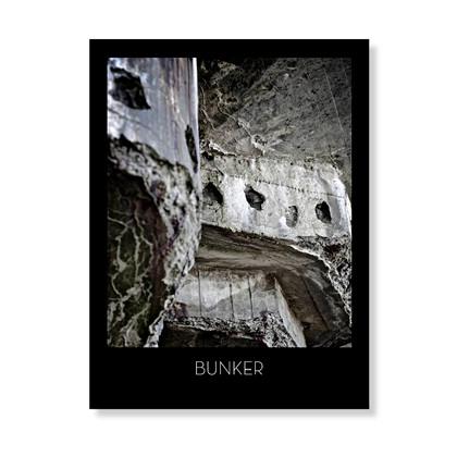 Indefra en bunker
