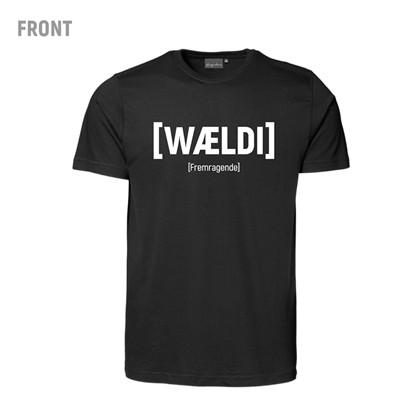 Fremragende [Wældi] - T-Shirt